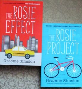 """""""The ROSIE PROJECT"""" and  """"The ROSIE EFFECT"""""""