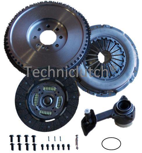 Ford Mondeo MK3 2.0 6 TDCI Schwungrad Umbausatz Valeo Kupplung und Csc Lager