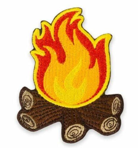 PDW Campfire Patch LE Morale Patch Prometheus Design Werx Tad Motus Camping Fire
