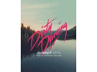 1 x ticket for Dirty Dancing Secret Cinema 22nd July