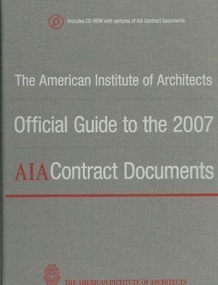 American Institute of Architects Official Guide to the 2007