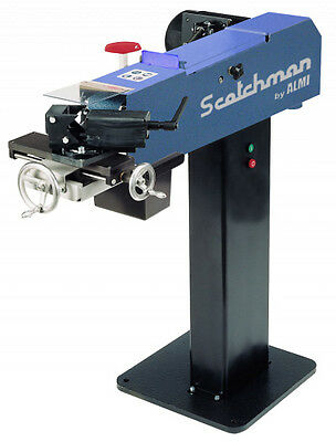 Scotchman Al 100u-02 4 Pipe Tube Notcher With Cross-feed Vise Free Shipping