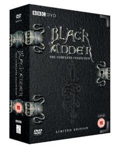 Blackadder: The Complete Collection DVD (2005) Rowan Atkinson