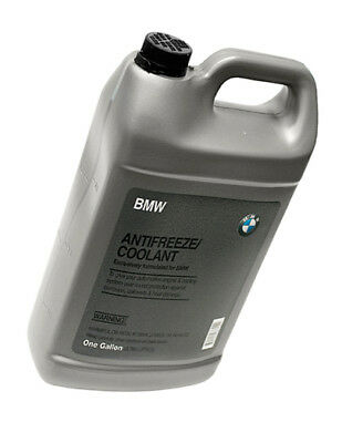 BMW 2008 2013 Coolant  Blue Color Antifreeze GENUINE 82141467704 NEW
