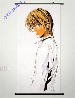 Neu Anime Manga DEATH NOTE Wallscroll Stoffposter 45x95cm 015 Death Note Stoff
