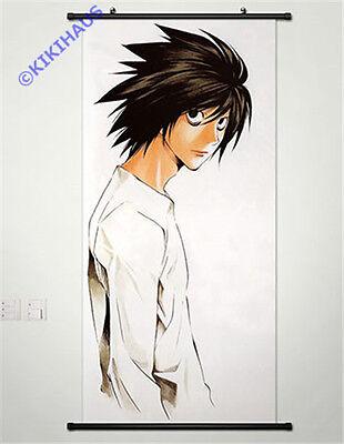 Neu Anime Manga DEATH NOTE Wallscroll Stoffposter 45x95cm 014 Death Note Stoff