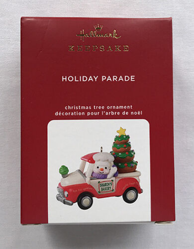 2020 Holiday Parade ~ Sharon