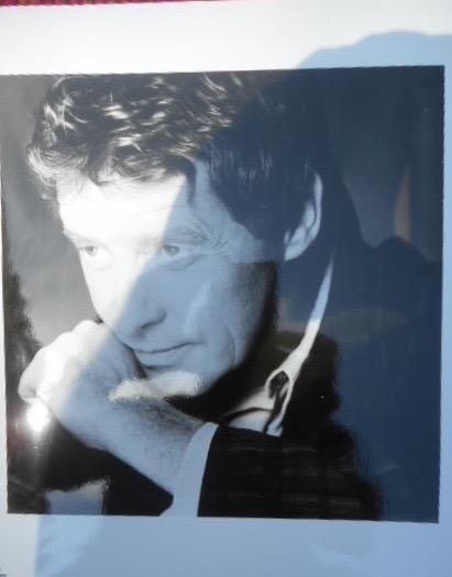 "Michael Crawford  Glossy Photo B&W 8""X10"" The Phantom of the Opera Original Lead"