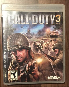 CALL OF DUTY 3 !!!