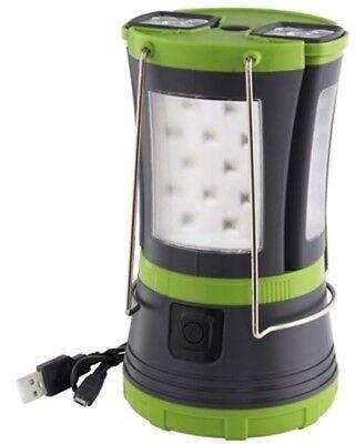 Leuchte LED MULTI LIGHT wiederaufladbar Taschenlampe Camping Outdoor