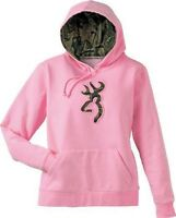 Ladies browning hoodie size large