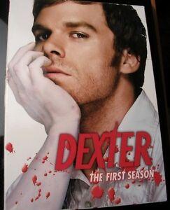 First Season of Dexter - DVD set West Island Greater Montréal image 1