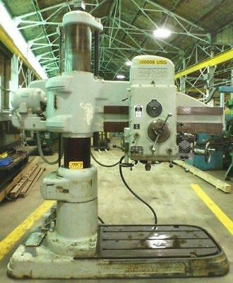 4 X 13 American Hole Wizard Radial Drill  29959