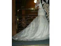 Beautiful Weddong Dress