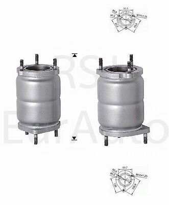 Approved Petrol Exhaust Catalytic Converter ECCT1009TA
