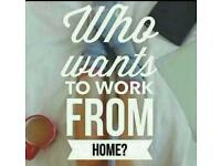 Work from home paid weekly