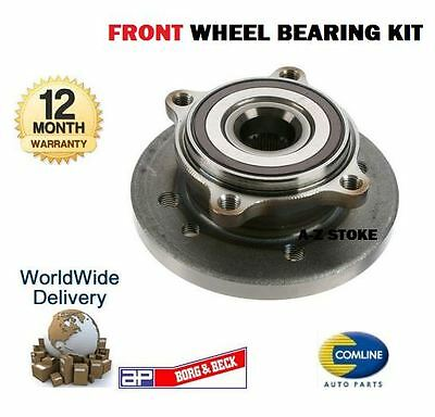 FOR BMW MINI ONE COOPER + S 2001-2006 NEW FRONT WHEEL BEARING HUB KIT