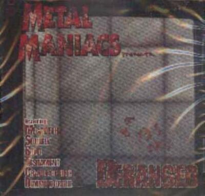 Various - Metal Maniacs Presents Deranged CD #75149