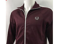Boys Fred perry tracksuit top (like new)
