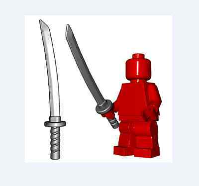 Katana sword for Lego Minifigures accessories](Katana Sword Accessories)