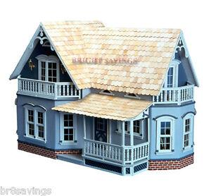 The Farmhouse Magnolia doll house kit DOLLHOUSE WOOD
