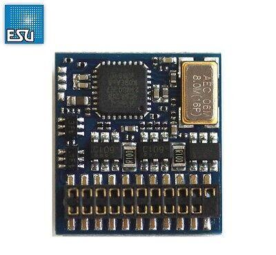 ESU 54621 LokPilot Fx V4.0 Funktionsdecoder MM/DCC/SX 21MTC-Schnittst. NEU + OVP online kaufen