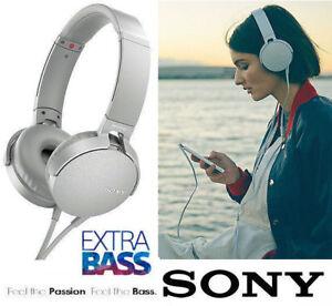 Sony MDRXB550AP Extra Bass Headphone