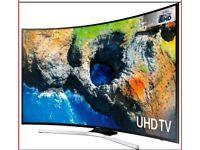 Samsung TV, 6 Series UE55MU6470U - 55 Inch LED Smart TV - 4K Ultra HD