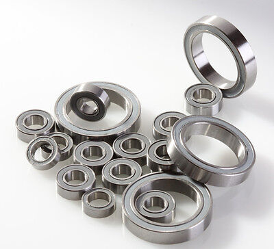 Mst Fs-01d Ceramic Ball Bearing Kit By Acer Racing World Champions