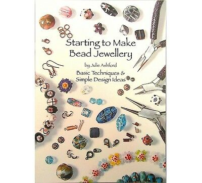 STARTING TO MAKE BEAD JEWELLERY Beginners Guide to Jewellery Making J00064