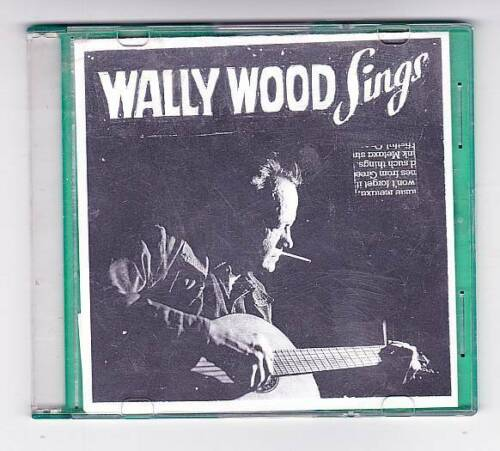Wally Wood Sings CD (2002) #3 of 100, Recorded in 1978 - Richard Pryor publisher