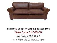 Laura Ashley large 2 seater sofa
