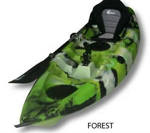 Scorpion Terrapin Fishing Kayak Full Package Fyshwick South Canberra Preview