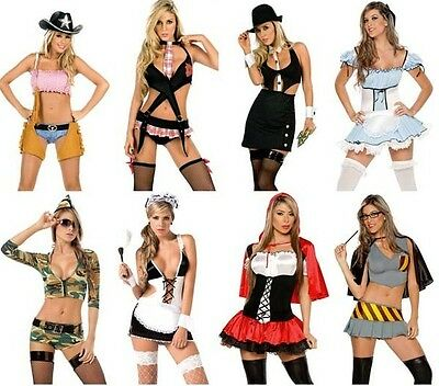 NEW Wholesale Lot Sexy Womens Costumes Dress Lingerie Party Dancer Rave S M L XL](Rave Costumes For Women)