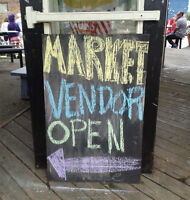 Outdoor Vendor Space Available
