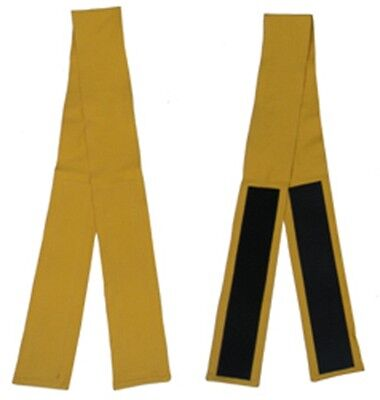 """Mustard Fabric Belt with Hook and Loop Fasteners (3"""" wide and 50"""" long) for sale  Shipping to India"""