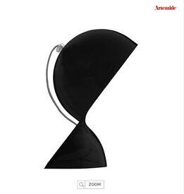 Artemide Dalù table lamp black