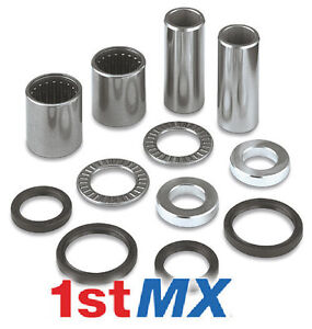 Motocross Bike Swing Arm Bearing Kit Kawasaki KX60 1983-2003 KX 60 MX 28-1067