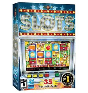 Hoyle Slots - 35 Mechanical Video Casino Games PC NEW