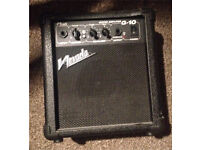 Nevada g10 guitar amplifier only £10