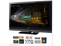 Sony Bravia 40 inch Full HD 1080p Flat LCD TV, Freeview built in, 3 x HDMI, May Deliver Locally