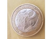 Commonwealth games £2