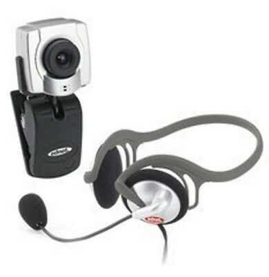EDNET Web Cam & Headset, Conference Kit 352 x 288 pixel (100 k)