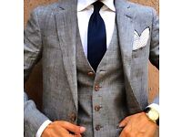Love suits? Paid market research for new Suit (Work & Fashion) startup