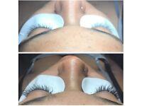 Semi Permanent Individual Eyelash Technician
