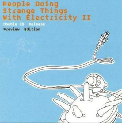 People Doing Strange Things With Electricity 2 Preview w/Artwork MUSIC AUDIO CD