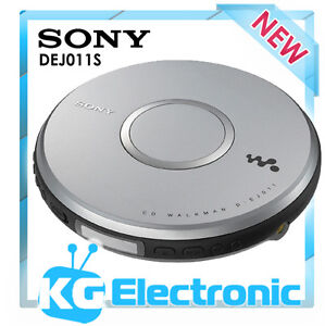 Sony DEJ011S Sony CD-R/RW Walkman - Up to 16 hours playback