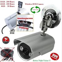 CCTV Security wire-less DVR digital video recorder camera