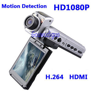 FULL-HD-1080P-DVR-Car-Digital-Video-Camera-camcorder-MINI-VCR-HDMI-H-264-FL900