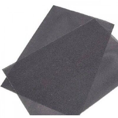 60 Grit Mesh Floor Sanding Screens-squar Buff 600b-silverline Sl1218 Sander-10pk